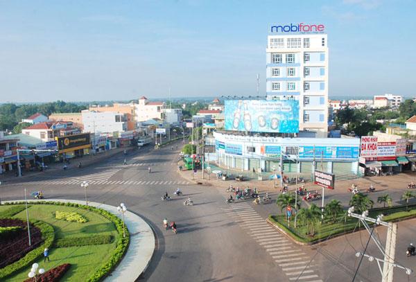 Trung tâm Bình Phước