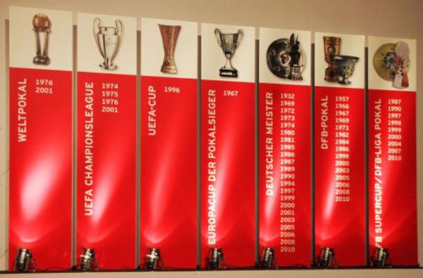 Các danh hiệu của Bayern Munich