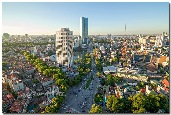 Thủ đô Hà Nội - Việt Nam