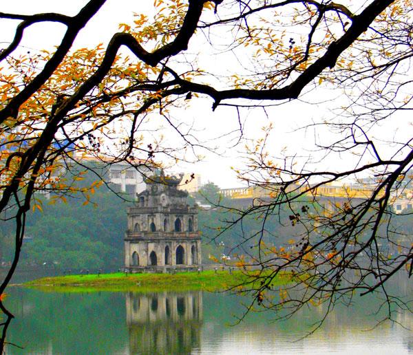 Hồ Gươm - Hà Nội