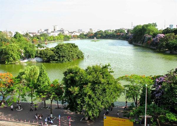 Hồ Hoàn Kiếm - Hà Nội