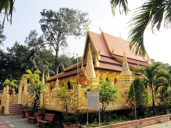 Chùa Hang - Trà Vinh