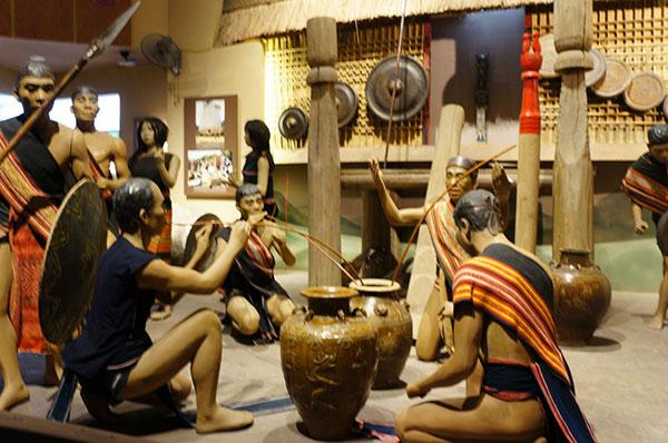 Khu bảo tàng văn hóa các dân tộc Việt Nam