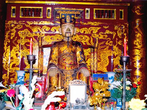 Vua Đinh Tiên Hoàng
