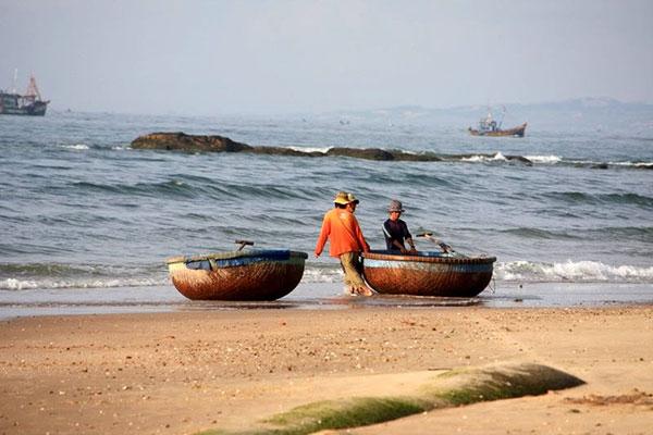 Biển Hải Thịnh - Nam Định