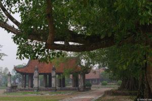 Chùa Keo thuộc xã Duy Nhất, huyện Vũ Thư, tỉnh Thái Bình được khởi công xây dựng từ năm 1630 và hoàn thành vào năm 1632 theo phong cách kiến trúc thời Lê.