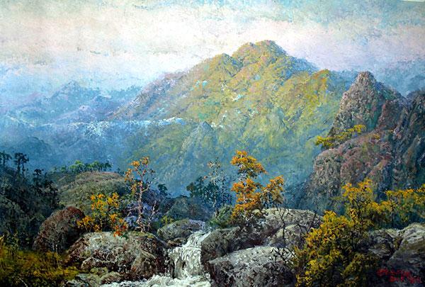 Núi Geumgang