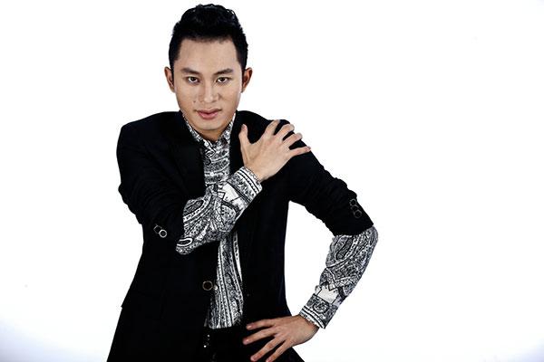 Ca sĩ Tùng Dương
