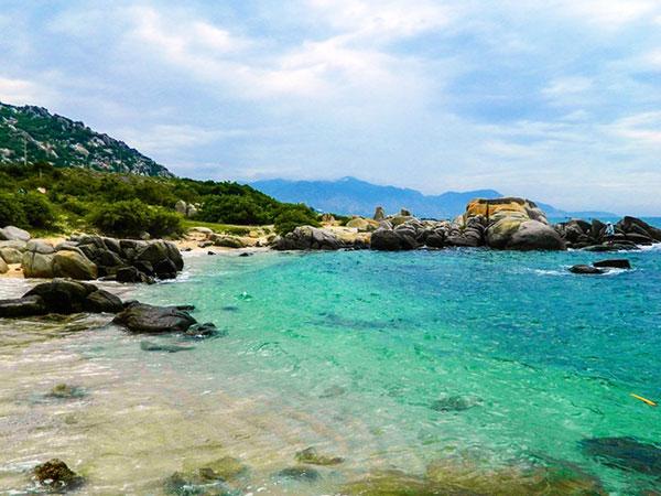 Biển Cà Ná - Ninh Thuận