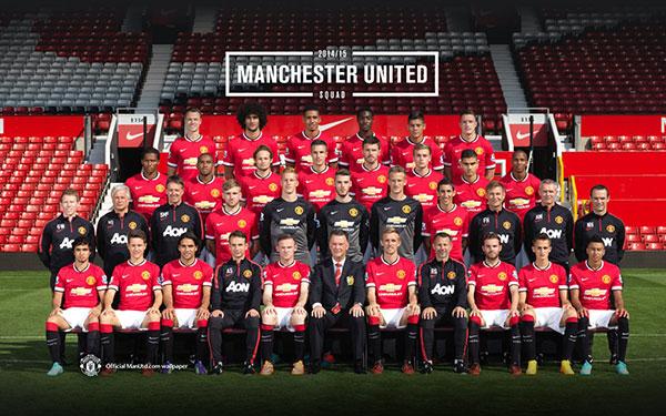 Manchester United F.C. mùa giải 2014-2015