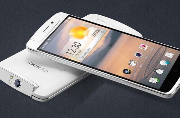 Điện thoại thông minh Oppo