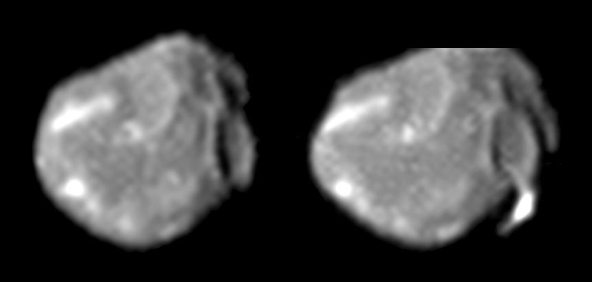 Vệ tinh Amalthea