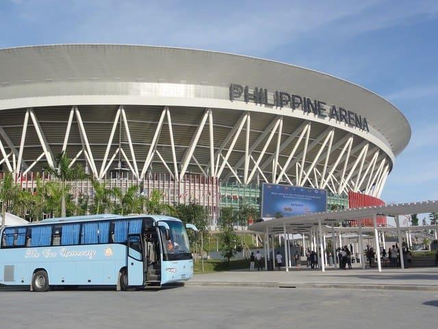 philippine arena khai mac sea games 30
