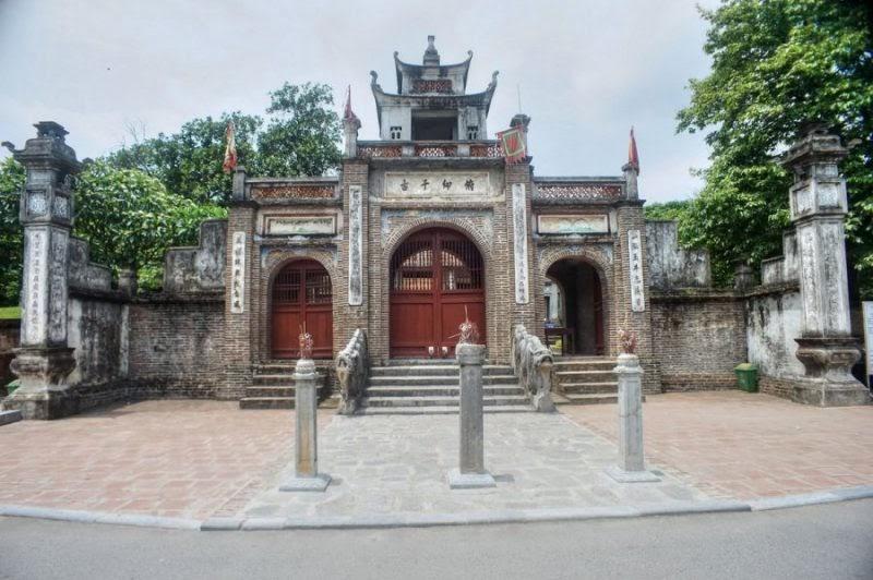 Kiến trúc Việt Nam - Thành Cổ Loa