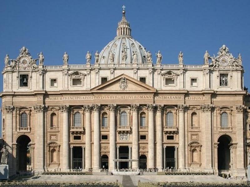 kiến trúc Baroque mang vẻ đẹp hùng mạnh, hoành tráng