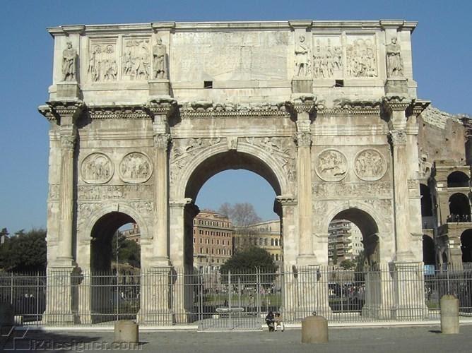 Khải Hoàn Môn La Mã