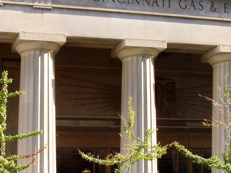 Thức cột Doric trong kiến trúc hy lạp cổ đại
